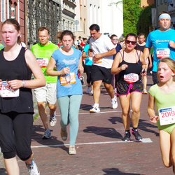 11th Danske Bank Vilnius Marathon - Jurgita Biliuviene (12423), Augustė Kosinskaitė (30605)