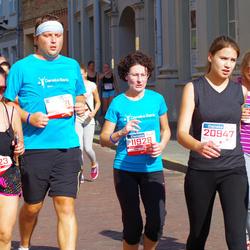 11th Danske Bank Vilnius Marathon - Giedre Geciauskiene (11928), Berta Juchneviciute (20947)