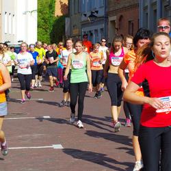 11th Danske Bank Vilnius Marathon - Domile Juršenaite (20905), Asta Sedleryte (21362)