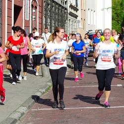 11th Danske Bank Vilnius Marathon - Ieva Miliauskaite (10727), Agne Sipaviciute (12183)