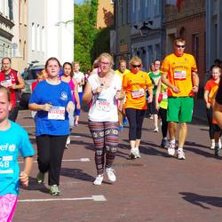 11th Danske Bank Vilnius Marathon - Lina Zukauskiene (12008), Mindaugas Zukauskas (12009), Migle Vaituleviciute (20830), Neda Elze Stundžyte (21951)
