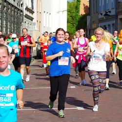 11th Danske Bank Vilnius Marathon - Mindaugas Zukauskas (12009), Migle Vaituleviciute (20830), Neda Elze Stundžyte (21951)