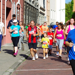 11th Danske Bank Vilnius Marathon - Šarunas Stankevicius (12553), Medeine Stankeviciute (12554)