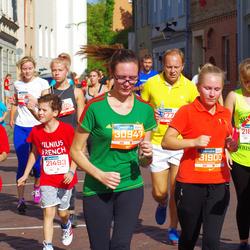 11th Danske Bank Vilnius Marathon - Rokas Žvirblis (10005), Irmantas Norkus (12779), Karim Madaoui (21493), Meilleur Eleve (21495), Evelina Strižen (21863), Roberta Vencevičiūtė (30947), Aurelija Okunytė (31900)