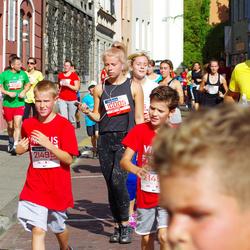11th Danske Bank Vilnius Marathon - Rokas Žvirblis (10005), Irmantas Norkus (12779), Karim Madaoui (21493), Meilleur Eleve (21495)
