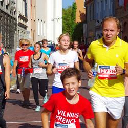 11th Danske Bank Vilnius Marathon - Kestutis Maciulaitis (10670), Alina Trecioke (12756), Irmantas Norkus (12779), Vincenta Maniokaite (20584)