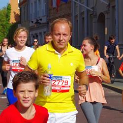 11th Danske Bank Vilnius Marathon - Alina Trecioke (12756), Irmantas Norkus (12779)
