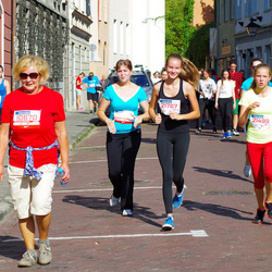 11th Danske Bank Vilnius Marathon - Kestutis Maciulaitis (10670), Linas Galkauskas (11436), Meda Grebelyte (21499), Aušrine Butrimaite (21767)