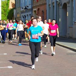 11th Danske Bank Vilnius Marathon - Gita Butkiene (11833), Anastasia Didika (12431)