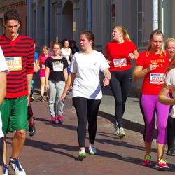 11th Danske Bank Vilnius Marathon - Jolanta Kudriavceviene (10645), Lina Zalieckaite (12029), Giedre Krotovaite (21133), Mantas Gaidys (30191)