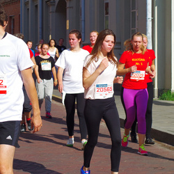 11th Danske Bank Vilnius Marathon - Lina Zalieckaite (12029), Greta Jankauskaite (20565), Jovita Laimutytė (31800)