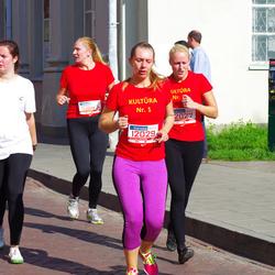 11th Danske Bank Vilnius Marathon - Jolanta Kudriavceviene (10645), Lina Zalieckaite (12029)