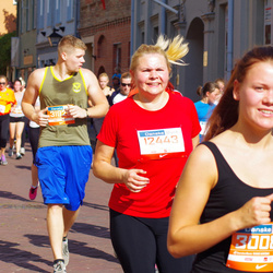 11th Danske Bank Vilnius Marathon - Margarita Petraševiciene (12443), Gabrielius Japertas (31925)