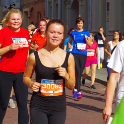 11th Danske Bank Vilnius Marathon - Margarita Petraševiciene (12443), Laura Adomaitytė (30082)