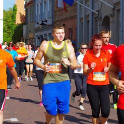 11th Danske Bank Vilnius Marathon - Viktorija Urmanavičiūtė (31883), Darius Žukauskas (31915), Gabrielius Japertas (31925)