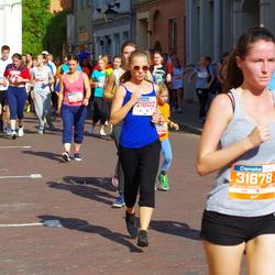 11th Danske Bank Vilnius Marathon - Indre Mažionyte (21802)