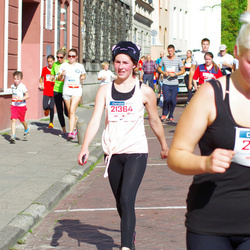 11th Danske Bank Vilnius Marathon - Justyna Jacunskaja (10392), Agota Žukovaite (21364)