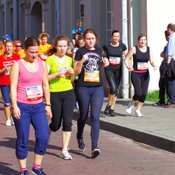 11th Danske Bank Vilnius Marathon - Ramute Petroše (11171), Lina Frejute (11175), Kristina Ambrozaityte (11183), Radvile Jakubauskaite (31961)