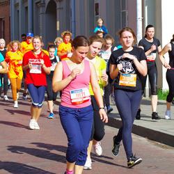 11th Danske Bank Vilnius Marathon - Ramute Petroše (11171), Justa Rubežiute (20611), Radvile Jakubauskaite (31961)