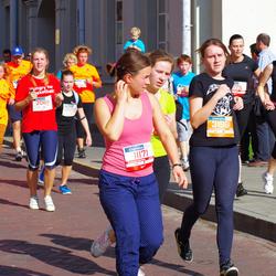 11th Danske Bank Vilnius Marathon - Justa Rubežiute (20611), Radvile Jakubauskaite (31961)