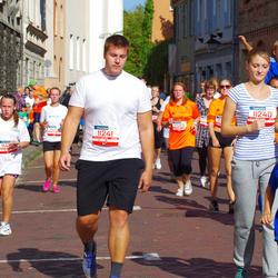 11th Danske Bank Vilnius Marathon - Jolanta Kurpickaja (11240), Ignas Urbonas (11241)
