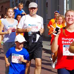 11th Danske Bank Vilnius Marathon - Jolanta Kurpickaja (11240), Vitalis Nakrosis (21891)
