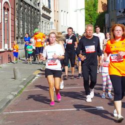 11th Danske Bank Vilnius Marathon - Kotryna Mikneviciute (11804), Algimantas Miknevicius (12429)