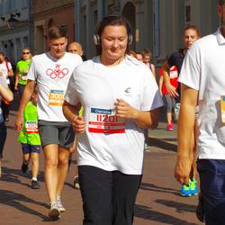 11th Danske Bank Vilnius Marathon - Nora Martinkeniene (11201), Justas Šniaukšta (30080)