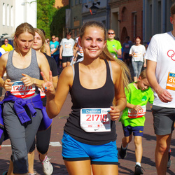11th Danske Bank Vilnius Marathon - Karolina Kubiliene (12274), Amanda Puškyte (21710), Justas Šniaukšta (30080)