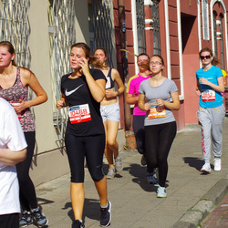 11th Danske Bank Vilnius Marathon - Laura Baltruškeviciute (10468), Birute Vaicikauskaite (11842)