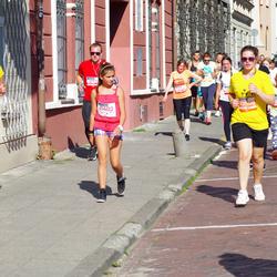 11th Danske Bank Vilnius Marathon - Gabija Berzinskaite (21402), Ieva Paklonskaitė (30599), Simona Rubinaitė (31270)