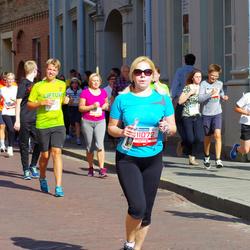 11th Danske Bank Vilnius Marathon - Natalija Nikolajeva (11072), Tadas Janulis (21417)