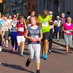 11th Danske Bank Vilnius Marathon - Toma Tamuleviciene (10127), Lina Giedriene (11281), Erikas Jakovlev (20699), Tadas Janulis (21417)