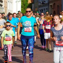 11th Danske Bank Vilnius Marathon - Lina Giedriene (11281), Herkus Giedrys (11283), Tadas Janulis (21417), Lina Murėnaitė (31416)