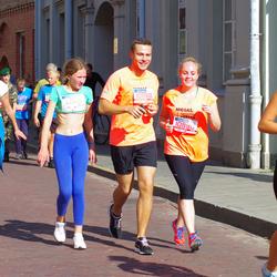 11th Danske Bank Vilnius Marathon - Tomas Rudzianec (10860), Viktorija Drobisevskaja (10890)