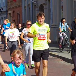 11th Danske Bank Vilnius Marathon - Saulius Jarmalis (12782), Marija Cereškeviciute (12786)