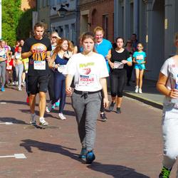 11th Danske Bank Vilnius Marathon - Rugile Pranculyte (20346), Gintautas Duda (21424)