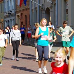 11th Danske Bank Vilnius Marathon - Rugile Danieliute (20698), Matas Galeckas (21779)