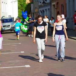 11th Danske Bank Vilnius Marathon - Jurgita Jurkone (12705), Marta Šcerbakova (21649), Greta Pauliucenko (21756)