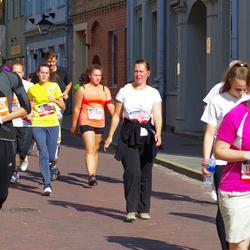 11th Danske Bank Vilnius Marathon - Rugile Albaviciute (11039), Asta Mastaviciute (12264), Meda Makauskyte (20326)