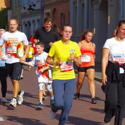 11th Danske Bank Vilnius Marathon - Rugile Albaviciute (11039), Paulius Dambrauskas (11136), Meda Makauskyte (20326)