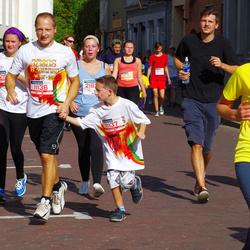 11th Danske Bank Vilnius Marathon - Paulius Dambrauskas (11136), Mykolas Dambrauskas (11137)