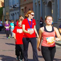 11th Danske Bank Vilnius Marathon - Laura Neciuniene (12147), Marijus Neciunas (12179)