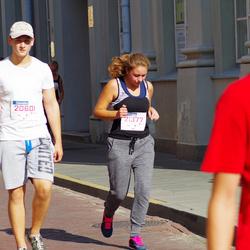 11th Danske Bank Vilnius Marathon - Žilvinas Zemlickas (20601), Gabriele Vinickaite (21377)