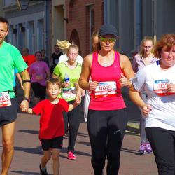 11th Danske Bank Vilnius Marathon - Agne Zachareviciene (11415), Mindaugas Sapežinskas (12483)