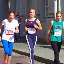 11th Danske Bank Vilnius Marathon - Jolanta Prieskieniene (12255), Elze Redecki (21737), Elze Mažeikaite (21738)