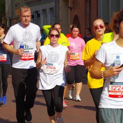 11th Danske Bank Vilnius Marathon - Inga Stoškuviene (11321), Janis Polis (12837)