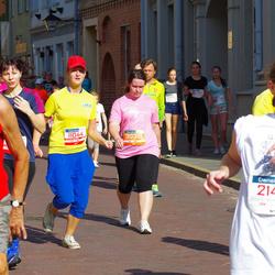 11th Danske Bank Vilnius Marathon - Janina Kuodyte (11044), Jovita Stankūnaitė (30318)