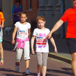 11th Danske Bank Vilnius Marathon - Mija Nicajute (12438), Elze Jurkute (21754)