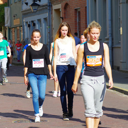 11th Danske Bank Vilnius Marathon - Rusne Žilyte (20935), Urte Jarmalaite (21367)